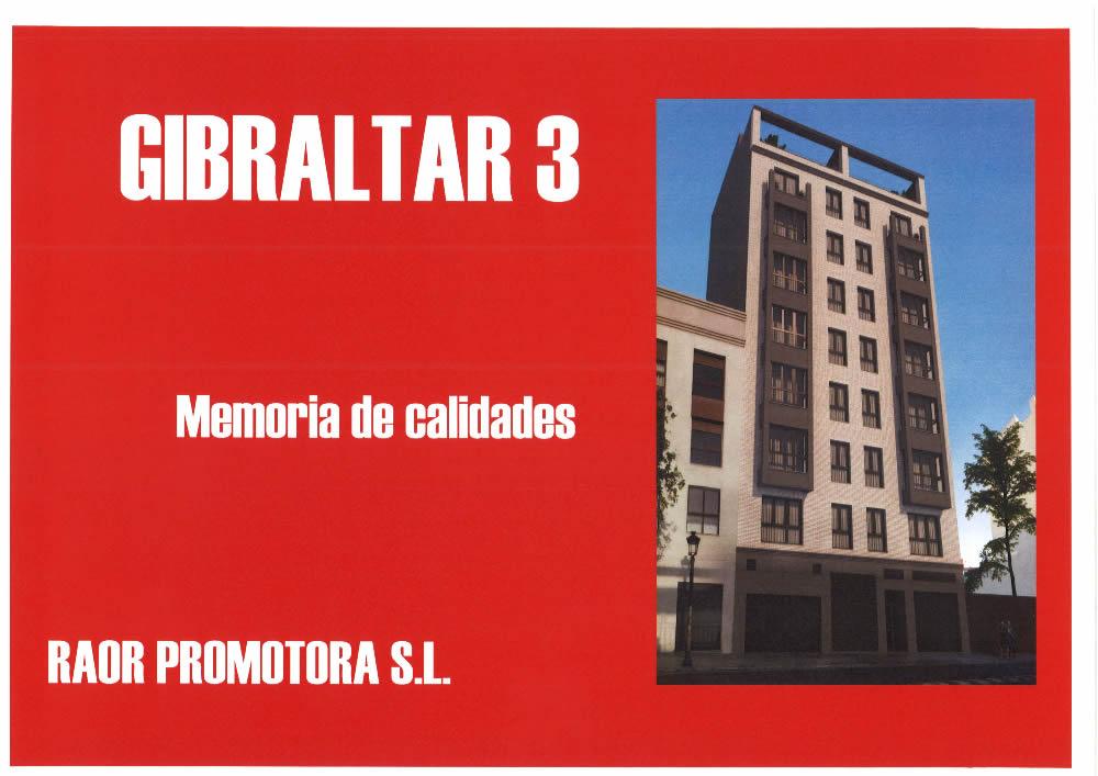 Gibraltar Memoria 1-1000